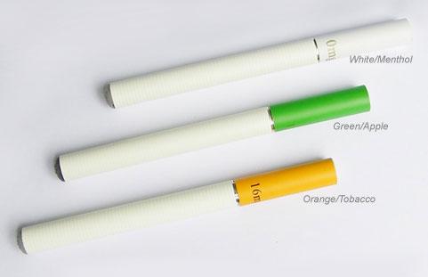 Fjerne nikotin misfarvning
